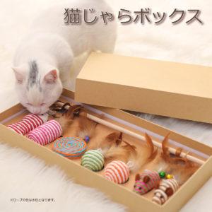 猫じゃらボックス