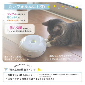 猫じゃらシッター Ver.2.0